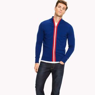Tommy Hilfiger Statement Zippered Cardigan