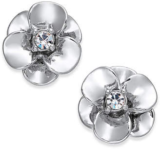 Kate Spade Crystal Flower Stud Earrings