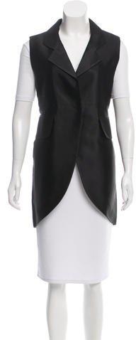 Vera WangVera Wang Silk Vest w/ Tags