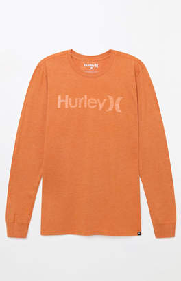 Hurley One & Only Push Thru Long Sleeve T-Shirt