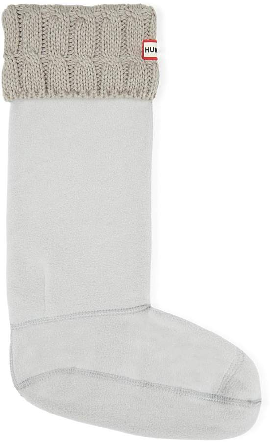 Hunter Hunter Welly Cable Sock