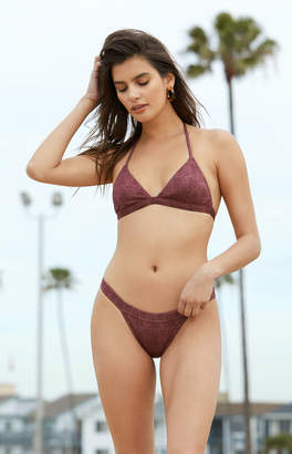 Billabong Way To Love Triangle Bikini Top