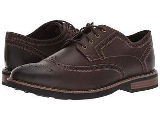 Nunn Bush Oakdale Wingtip Oxford with KORE Walking Comfort Technology