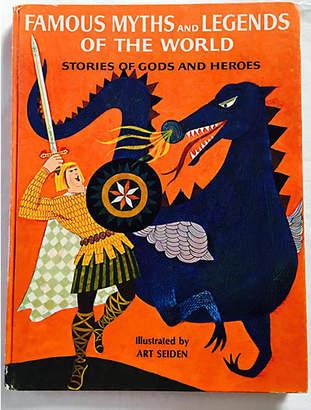One Kings Lane Vintage Famous Myths & Legends - 1960