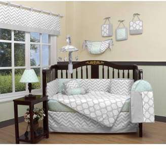 Geenny Chevron 13 Piece Crib Bedding Set