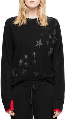 Zadig & Voltaire Gaby Bis Cashmere Sweater