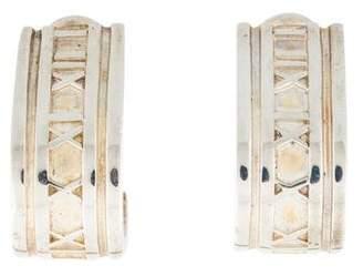 Tiffany & Co. Atlas Hoop Earclips