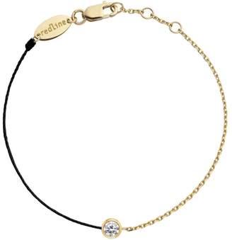 Redline Pure Diamond Chain Bracelet - Black