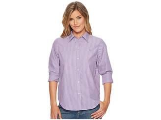 Lauren Ralph Lauren Cotton Button Down Shirt