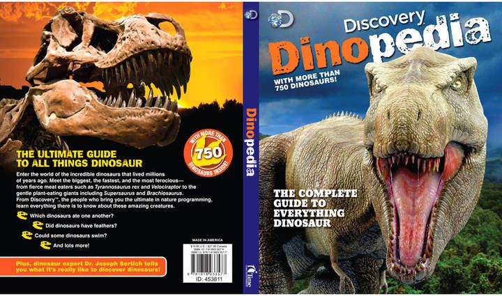 Time Inc. Dinopedia