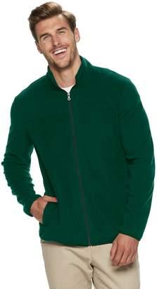 Croft & Barrow Big & Tall Classic-Fit Extra-Soft Arctic Fleece Full-Zip Pullover
