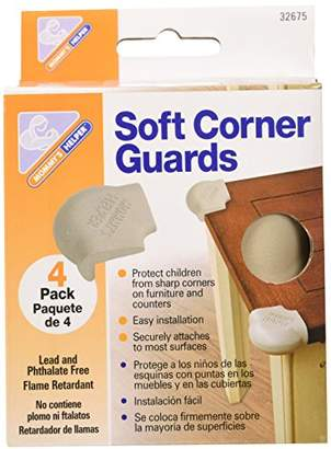 Mommys Helper Mommy's Helper Soft Corner Guards (Pack of 4)