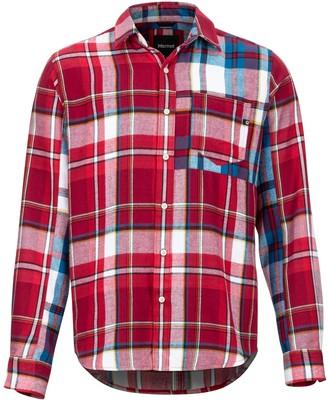 Marmot Men's Asheville Midweight Flannel Long-Sleeve Shirt