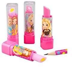 Top Model 6300L Lipstick Shaped Eraser