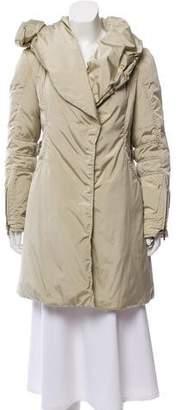 Ermanno Scervino Knee-Length Puffer Coat