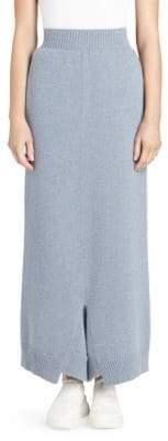 Stella McCartney Felted Wool& Alpaca Skirt Pants