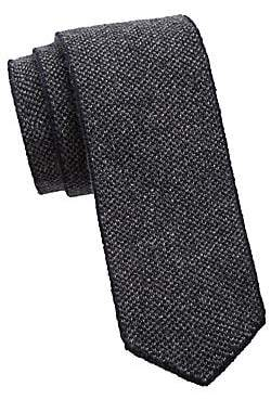 Saks Fifth Avenue Men's COLLECTION Two-Tone Cashmere Knit Tie