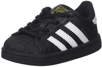 the latest 71dcf 71717 adidas Unisex Babies  Superstar Gymnastics Shoes, (Core Black Footwear  White), 6