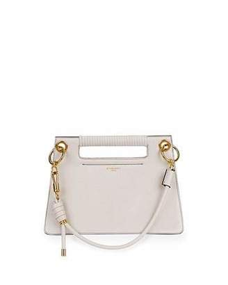 Givenchy Whip Small Smooth Leather Shoulder Bag
