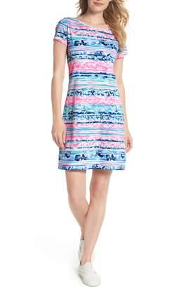 Lilly Pulitzer R) Marlowe T-Shirt Dress