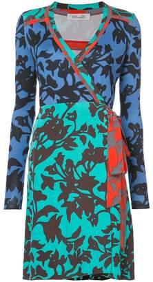 Diane von Furstenberg Long-sleeve wrap dress