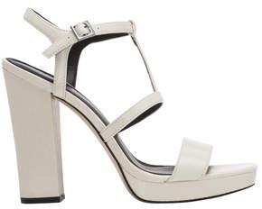 Calvin Klein Belinda White Sandal