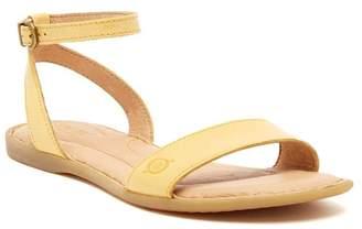 Børn Alice Ankle Strap Leather Sandal