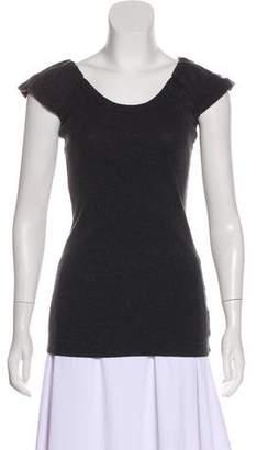 Dolce & Gabbana Jersey Short Sleeve Top