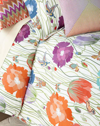 Missoni Home Violante Queen Duvet Cover