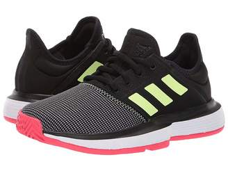 adidas Kids SoleCourt xJ Tennis (Little Kid/Big Kid)