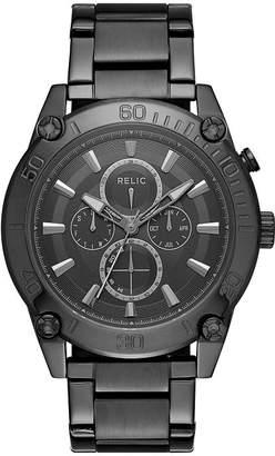 RELIC Relic Mens Black Bracelet Watch-Zr15879
