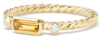 David Yurman Novella Ring in 18K Gold