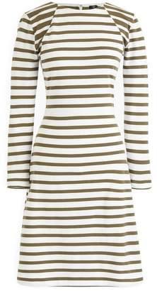 J.Crew J. Crew 365 Stripe Knit Fit & Flare Dress (Regular, Petite & Plus Size)