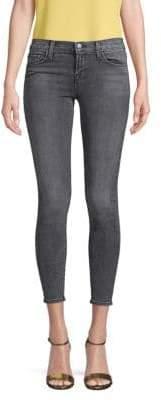 J Brand Stretch Cropped Jeans