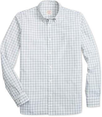 Brooks Brothers Men's Slim-Fit Gingham Shirt