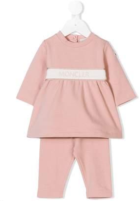 Moncler two-piece dress set