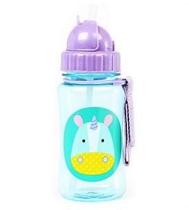 Skip Hop Eureka Unicorn Zoo Straw Bottle