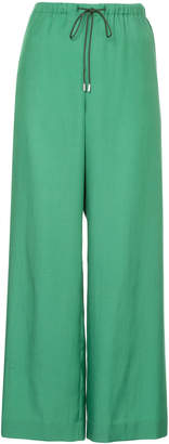 ASTRAET high-waisted trousers