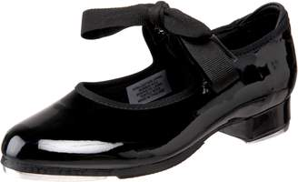 Bloch Youth Annie Tyette Tap Shoe, Black-10 W Yth