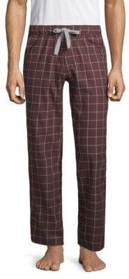 UGG Flynn Checkered Cotton Pants