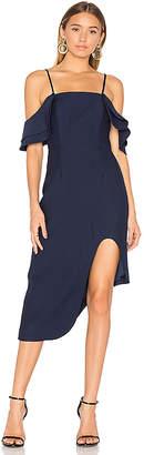 C/Meo First Impression Midi Dress