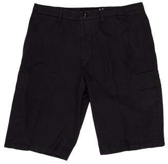 Maison Margiela Linen-Blend Cargo Shorts w/ Tags