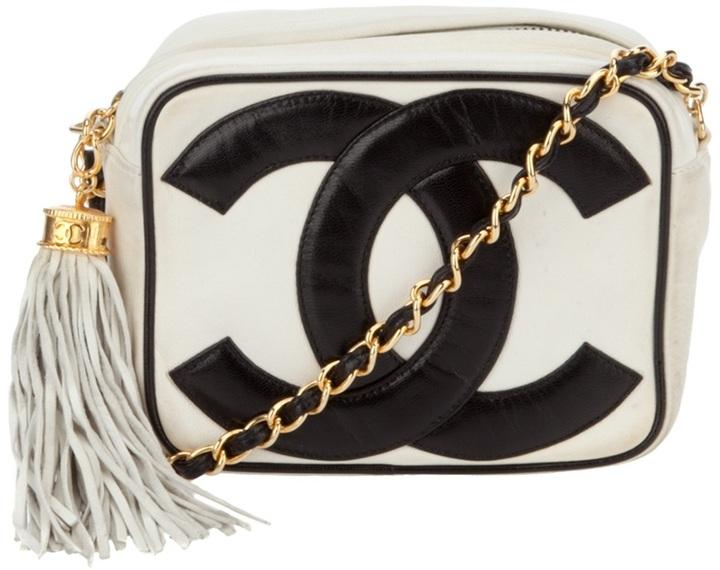 Chanel Vintage Double C bag