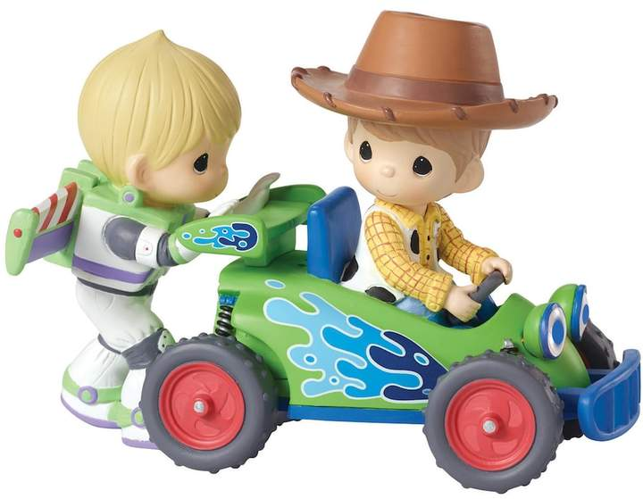 Precious moments Disney / Pixar Toy Story Woody & Buzz Musical Figurine by Precious Moments