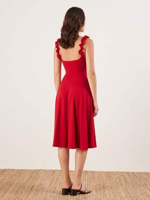Reformation Eda Dress