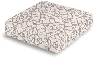 Loom Decor Box Floor Pillow The Taj - Storm