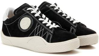 Eytys Wave Rough suede sneakers