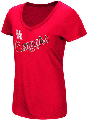Colosseum Women's Houston Cougars Big Sweet Dollars T-Shirt