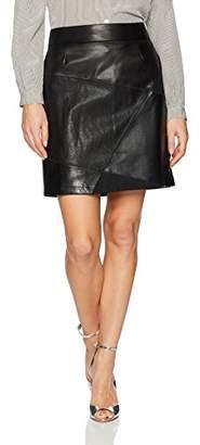 Desigual Women's Henry Woman Woven Short Skirt