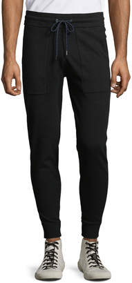 Michael Kors Men's Active-Stitch Jogger Pants